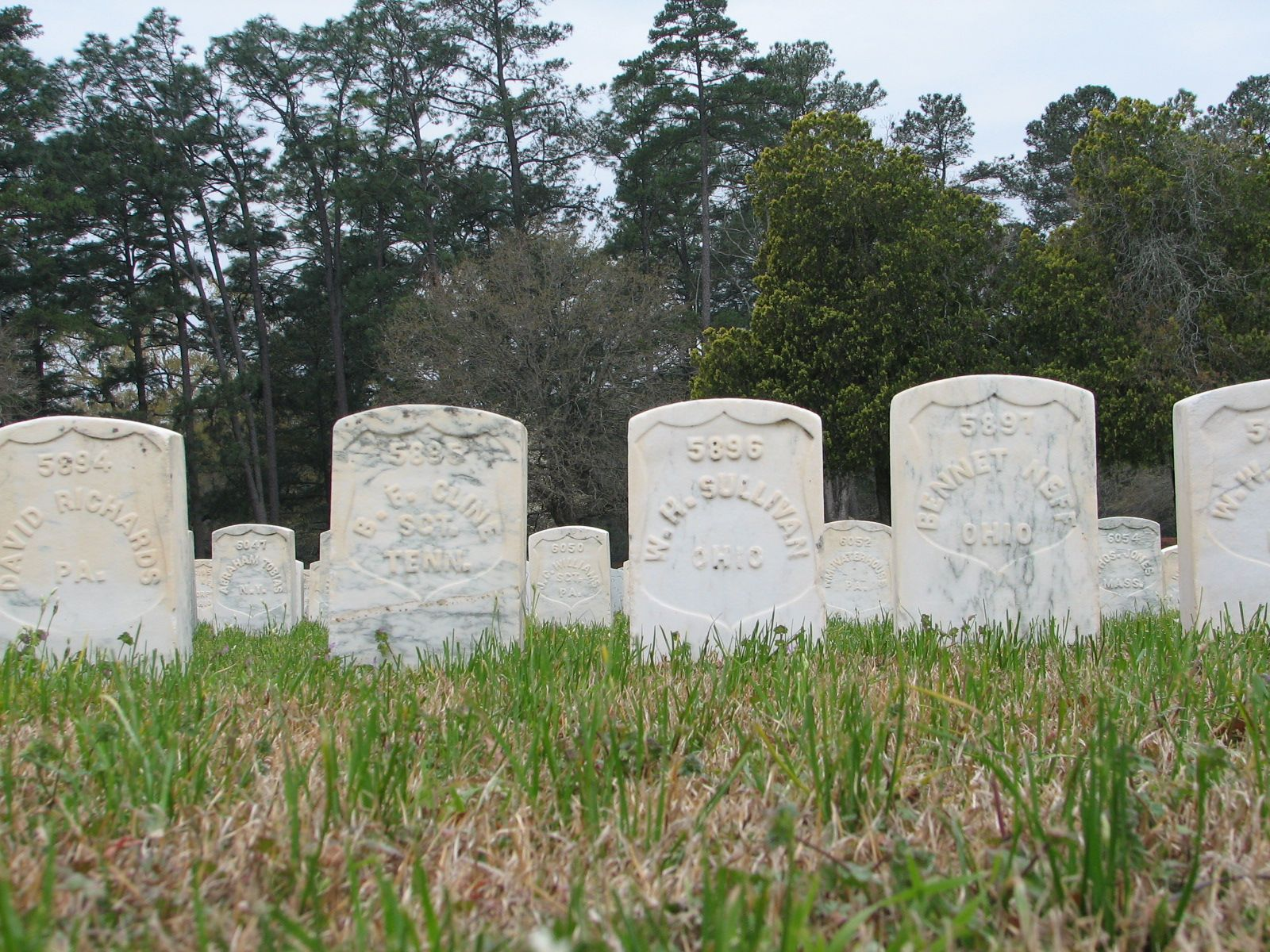 78th Men at Andersonville 5