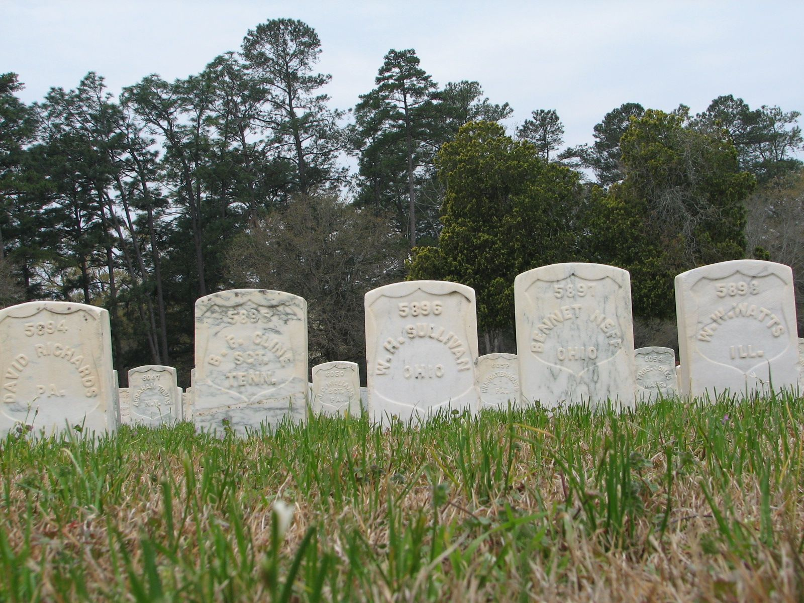 78th Men at Andersonville