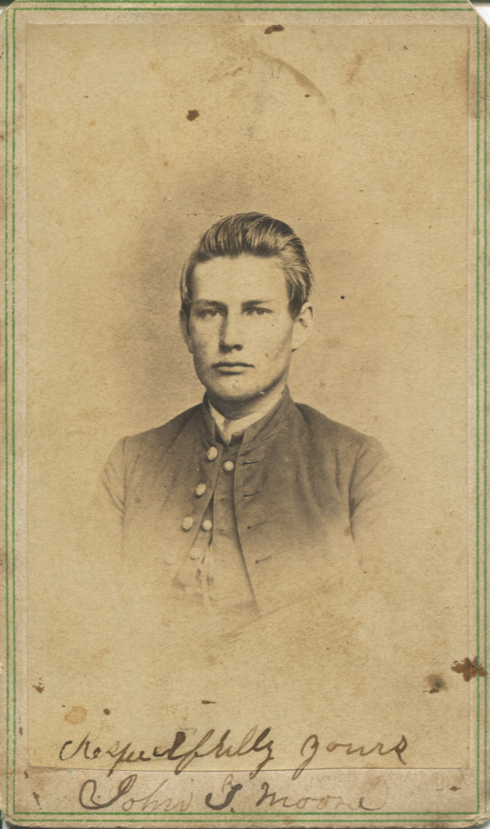 Private John T. Moore