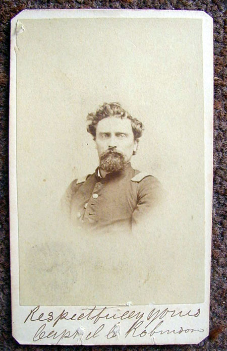 Capt. Israel C. Robinson