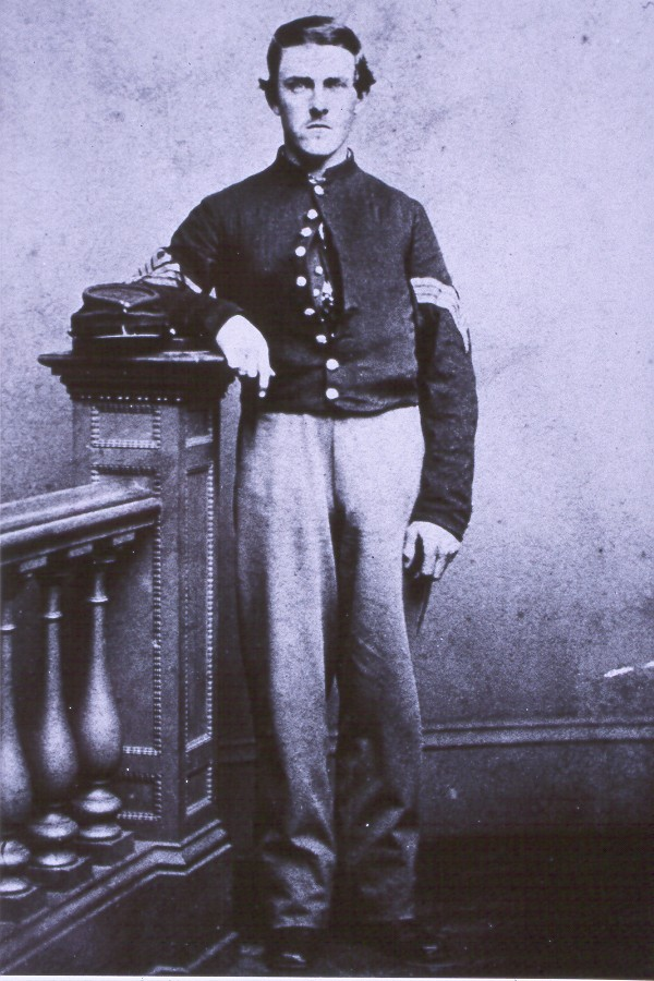 1st Sgt Arthur W. McCarty