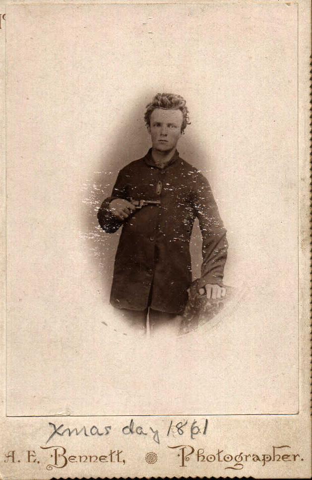 Pvt. John H. Crane