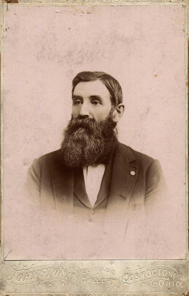 Sgt. Isaiah B. Case