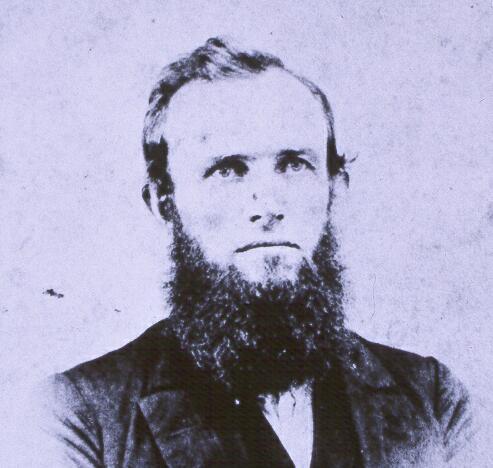 Pvt. James W. Mackey