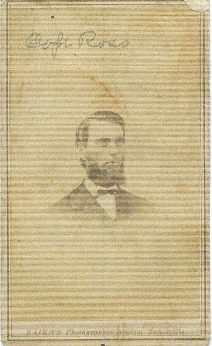 Lt. John P Ross, Co H