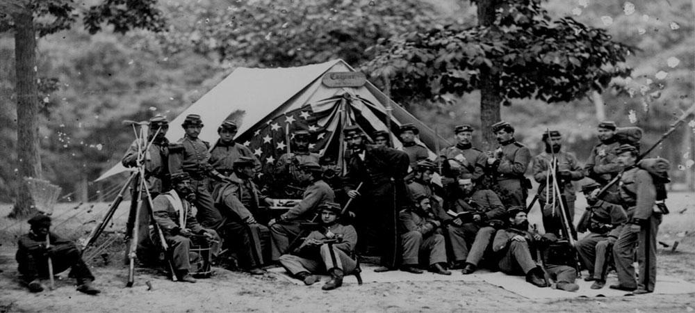 Engineers of the 8th N.Y. State Militia, 1861